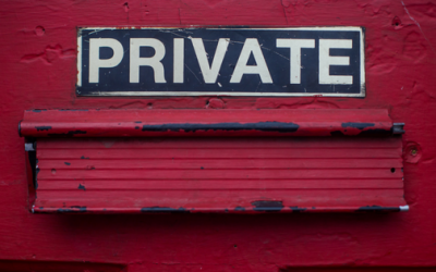 Privacy Matters