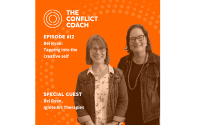 Podcast Guest with The Conflict Coach.